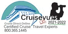 CruiseVues by Cruise Direct Online