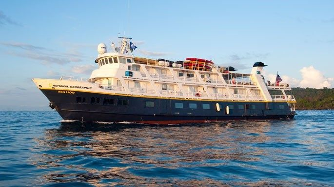 Lindblad NG Sea Lion