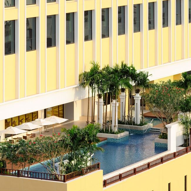 Bangkok Marriott Marquis 3