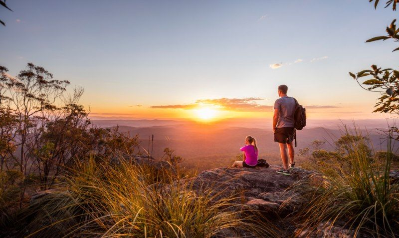 7 Day Brisbane and Whitsunday Islands Hike